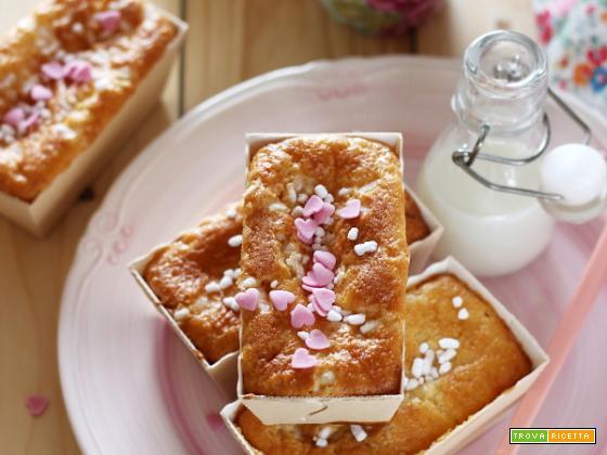 Plumcake soffici allo yogurt: buoni e unici, come la mamma