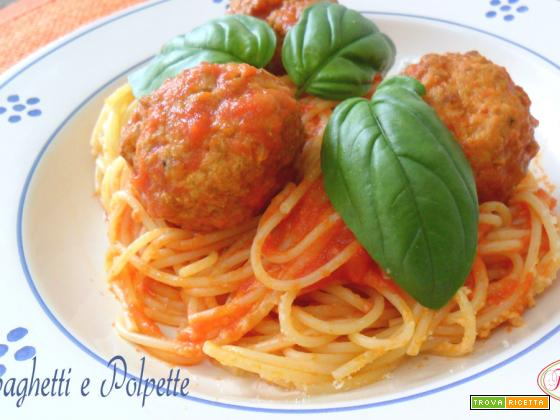 Spaghetti e polpette (Spaghetti  Meatballs)