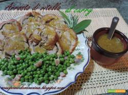 Arrosto di vitella al curry