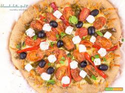 Pizza Sapori di Grecia
