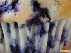 Bimby, Muffins Mirtilli e Ciliegie