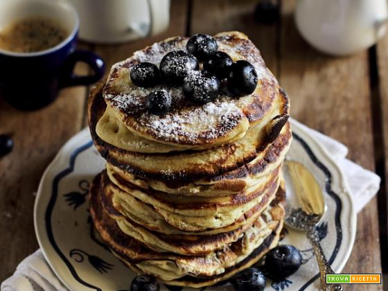 Pancake classici sofficissimi: cominciare a provare