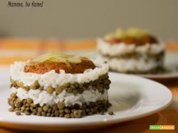 Lenticchie e riso – ricetta Egiziana