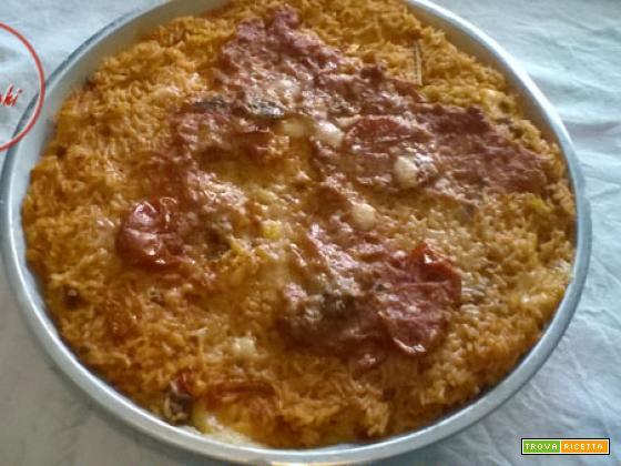 parmigiana riso