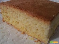 [RICETTA BASE] Pan di Spagna