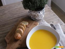 Crema carote e zucca