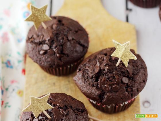 Muffin al doppio cioccolato: ricetta perfetta e golosa!