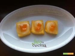 Polentine con fontina