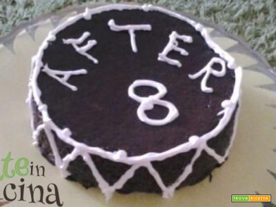 Torta After Eight
