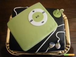 Torta Ipod per 18°