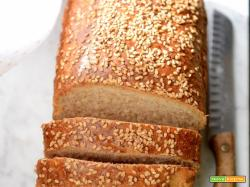 Pane in cassetta semi-integrale