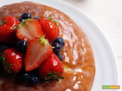 Sweet friday: Torta doppio yogurt
