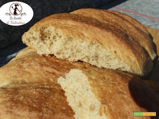 Filoni di pane Semintegrale