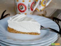 Cheesecake Senza Cottura, Facile e Veloce