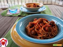 Spaghetti pazzia di Hancock ciakfood