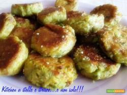 Polpette di Zucchine e Fiori con Spezie di Gloria KitchenUSA