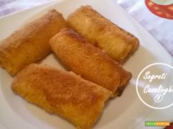rotolini pancarre fritti