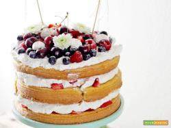 Sponge cake: ricetta originale della regina delle torte