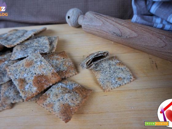 Cracker al grano saraceno