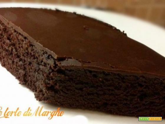 Black cake torta nera ricetta