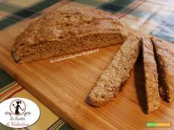 Soda bread con farina semintegrale