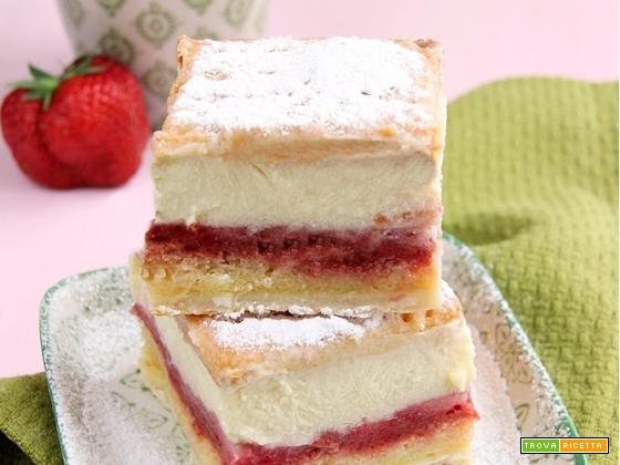 KREMPITA ALLE FRAGOLE PER RE-CAKE
