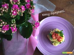 Easy Spaghetti per un pranzo veloce!