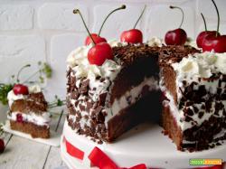Ricetta della torta foresta nera