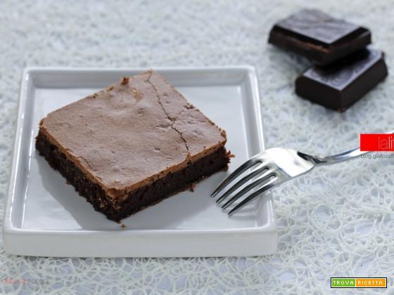 Torta cioccolatina, ricetta originale della mamma