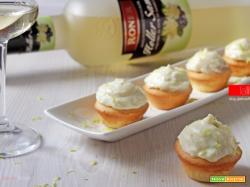 Cupcakes al profumo di sambuco
