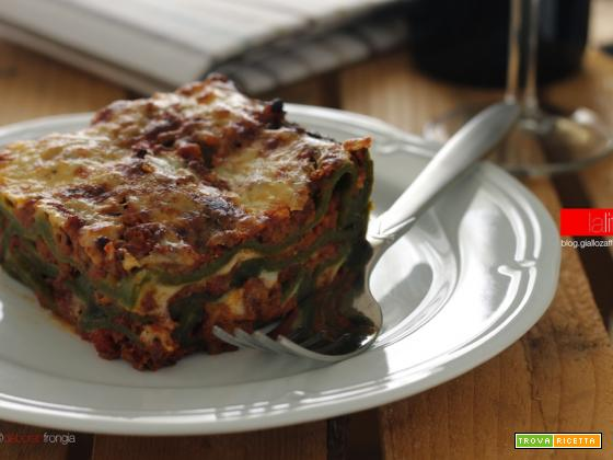 Lasagne emiliane tradizionali