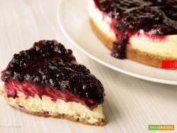 New York Cheesecake | Ricetta americana