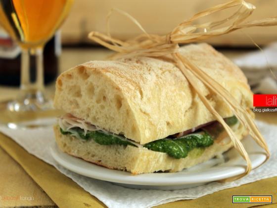 Speck rucola e Parmigiano - LiffPanino #1