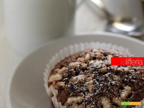 Tortine al caffè e cacao facili e veloci