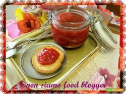 Composta di fragole, ricetta veloce
