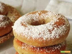 Donuts al forno light