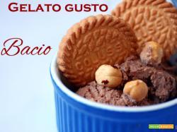 Gelato gusto BACIO, semplice veloce e senza gelatiera
