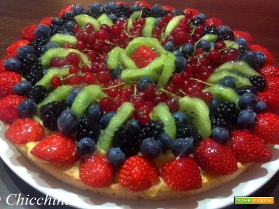 Crostata di frutta per SIMONE