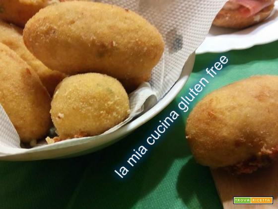 Crocchette di patate ('e panzarotti)