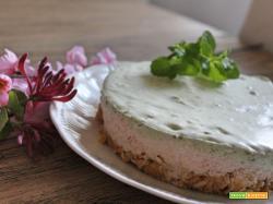 Goduriosa? Certo! Come questa cheesecake salata!