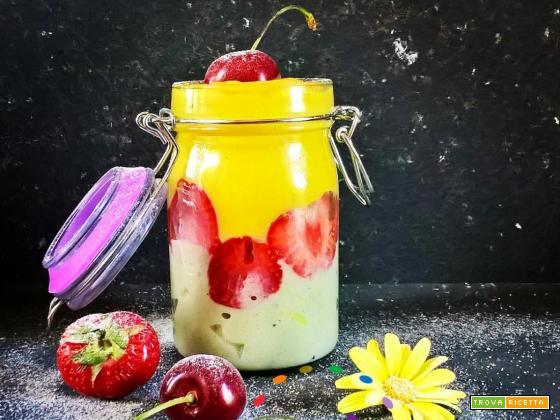 Crema Vegana con Alga Spirulina e Curcuma