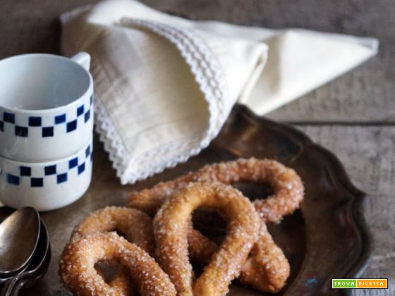 Sweet friday: Torcetti (Torcet)