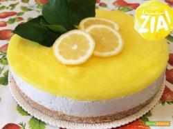 Cheesecake al limone di Anto