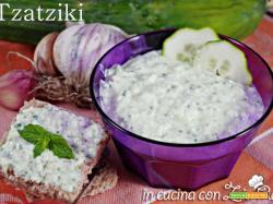 Tzatziki – salsa greca