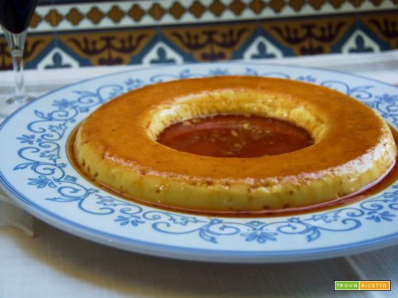Latte alla portoghese