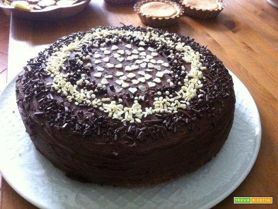 Diable Noir - torta al cioccolato