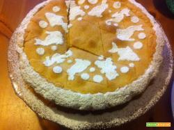 Torta pasticciotta con amarene
