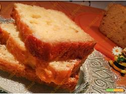 Plumcake al miele senza burro e zucchero