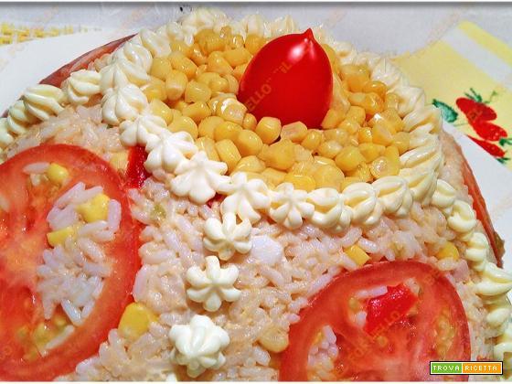 Insalata di riso come piace a me