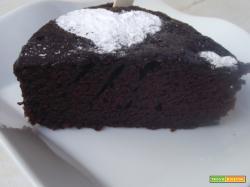 The Crazy cake ovvero la torta matta al cacao e Lev